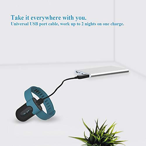 Sauerstoffsättigungs-Monitor, am Handgelenk tragbarer Sauerstoffmonitor, Überwachung des Sauerstoffpegels im Schlaf mit Vibrations-Feedback, Bluetooth Herzfrequenz Monitor - 6