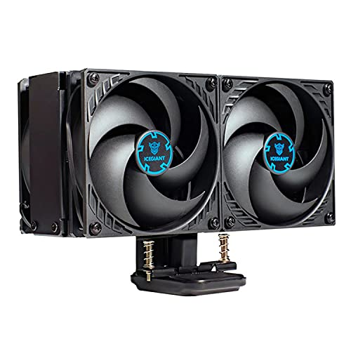 IceGiant Prosiphon Elite CPU Cooler for Intel and AMD Desktop Processors with...