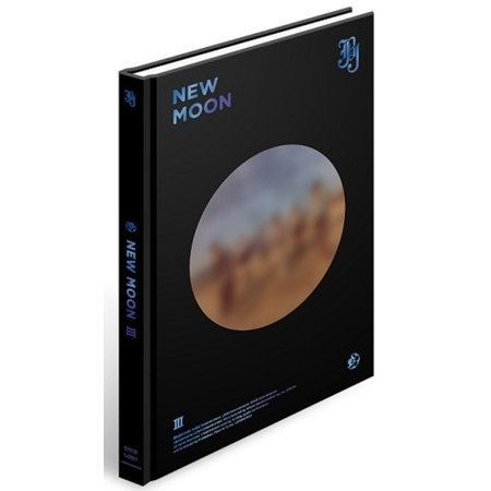 JBJ [NEW MOON DELUXE EDITION] Album CD+PhotoBook+2p PhotoCard+Bookmark+Paper+Tracking Number K-POP