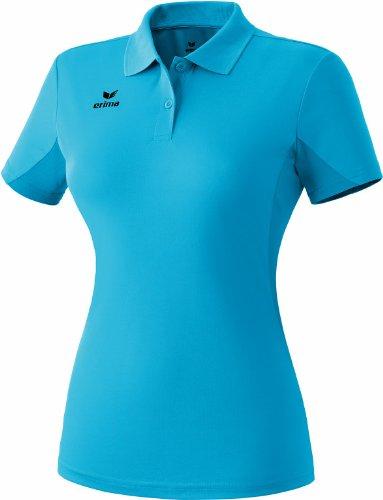 Erima Damen Funktions Poloshirt, Curacao, 46