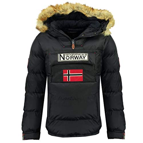 Geographical Norway - Chaqueta Hombre Boker AZUL MARINO M