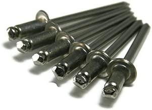 POP Rivet 18-8 Stainless Steel - 6-6, 3/16