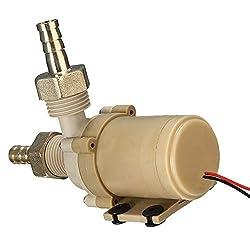 Die Pumpe ist ideal für die Familie zu Hause thermische Solaranlagen oder einer Umwälzpumpe Anwendung, wo conventionalpower nicht verfügbar. Horizontal Einlass und Auslass mit drehbaren Kappe, einfache Installation. Max. Zirkulierende Wassertemperatu...
