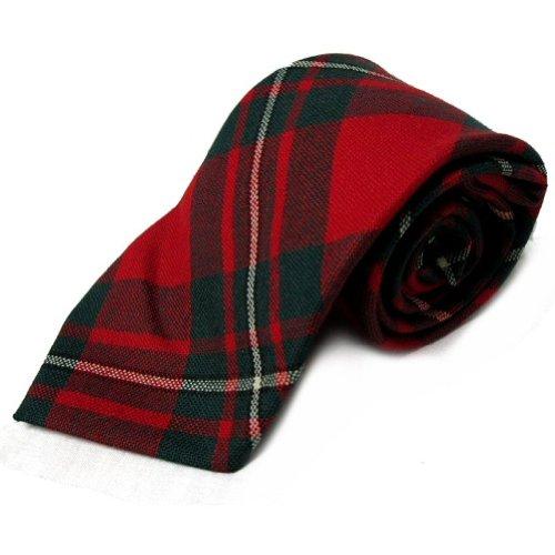 Ingles Buchan - Cravate - produit écossais - MacGregor - 8,9 x 142 cm