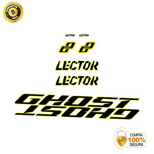 Buy ADHESIVOS MOTOS CLASICAS Bike Stickers - Bike Decorative Sticker - Vinyl Bike Sticker Set Ghost ...