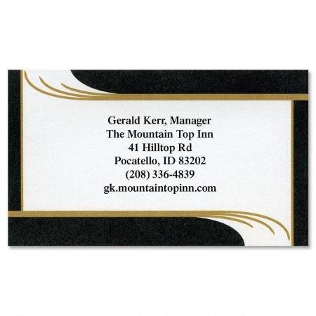 Bird Garden Double-Sided Business Cards Set of 250 2 x 3-1//2 custom business card design; 80# Cover Stock Opaque Matte