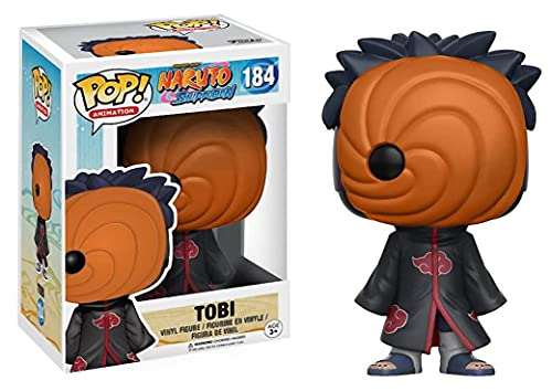 Boneco Pop Funko Naruto Shippuden Tobi #184
