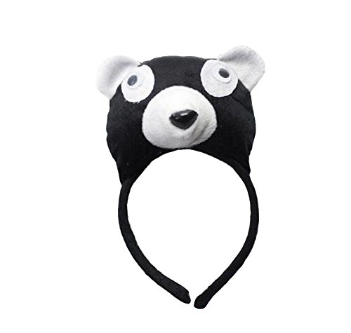 2 Pièce Creative Performance Props Lovely Panda Headband