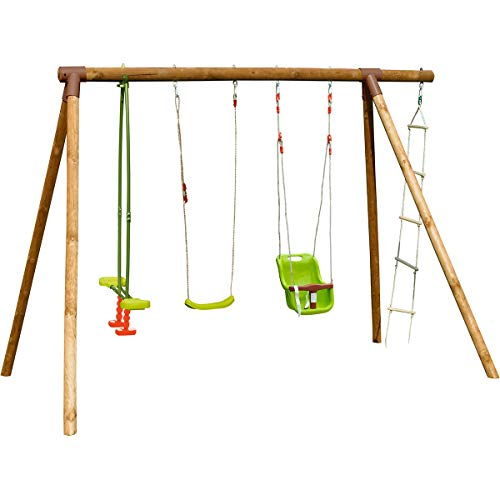 Tamarin - Levantón de madera para niños (4 agres)