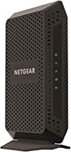 NETGEAR Cable Modem CM600 - Compatible with All Cable Providers Including Xfinity by Comcast, Spectrum, Cox   for Cable Plans Up to 400 Mbps   DOCSIS 3.0 (Renewed)
