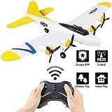Ryhua RC Planeur Airplanes, Mini Drone Drone Ultraléger hélicoptères Portables avec Gesture à...