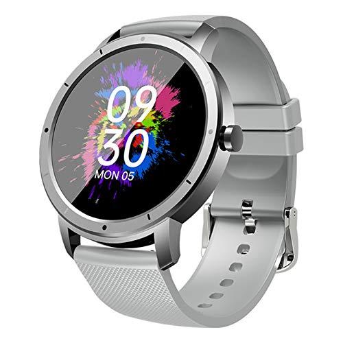 HW21 Smart Watch Herren Damen IP68 wasserdichte Fitness Band Herzfrequenz Sleep Monitor Smartwatch,B