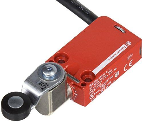 Telemecanique psn - det 61 11 - Interruptor posición seguridad tripolar ruptura lenta