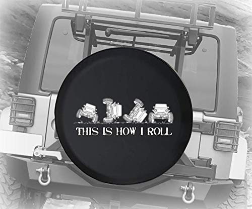 funny jeep wrangler tire covers - 6