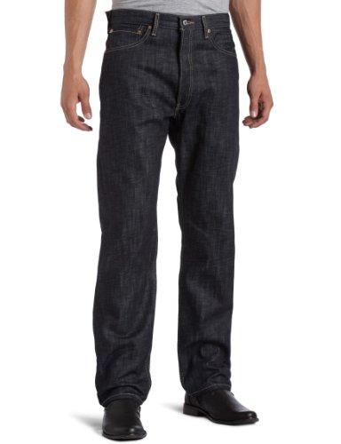 Levi's 501 Original Fit Jeans, Cavaliere Rigido STF, 38W / 36L Uomo