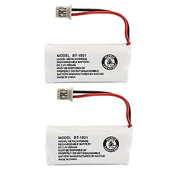 New Genuine OEM Uniden BT-1021 BBTG0798001 Cordless Handset Rechargeable Battery  2-Pack