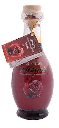 Grante – Traditionelle Granatapfelsosse - Narsharab aus 100% Granatapfelsaft und Zucker (350g)