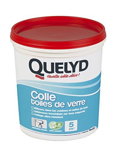Quelyd Colle toiles de Verre - Pot de 1 Kg