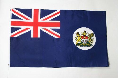 AZ FLAG Bandiera Hong Kong Antica 150x90cm - Bandiera Cinese - Cina 90 x 150 cm
