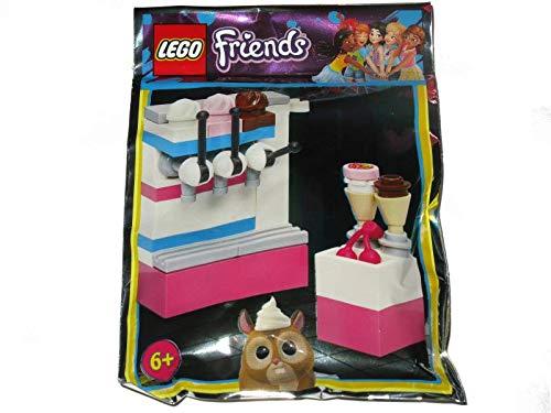 Blue Ocean LEGO Friends Ice Cream Parlour Promo Foil Pack Set 561907
