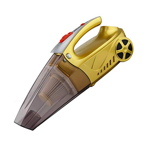 AIAIⓇ Aspirador inalámbrico de Mano - Potente, Recargable, inalámbrico, portátil, para automóvil, de Doble Uso, para automóvil, Bomba Inflable automática, compresor de Aire, aspiradora para automóvil