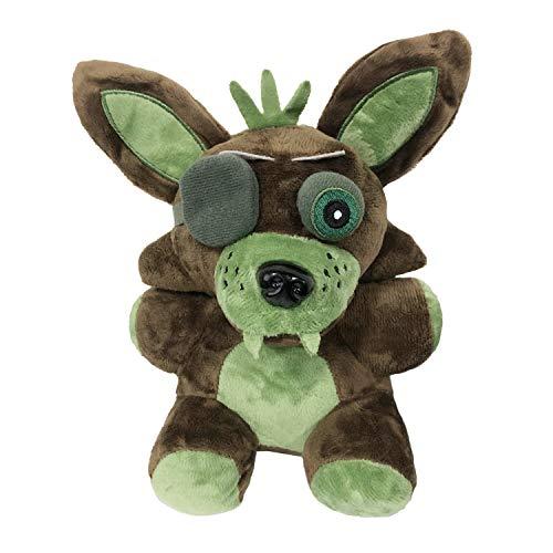 PLAZALA Plush Toys Doll - Five Nights at Freddy's Plush Toys , Boys and Girls Plush Doll Gifts (Green)