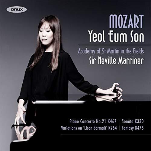 Mozart: Klavierkonzert Nr. 21, K 467 /Klaviersonate in C, K 330 /+