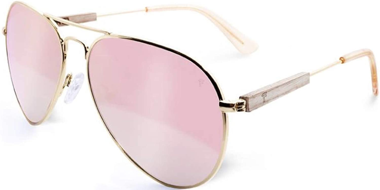 Handmade Sunglasses Chopper Design, Women Sunglasses, Polarized sunglasses(Pink)