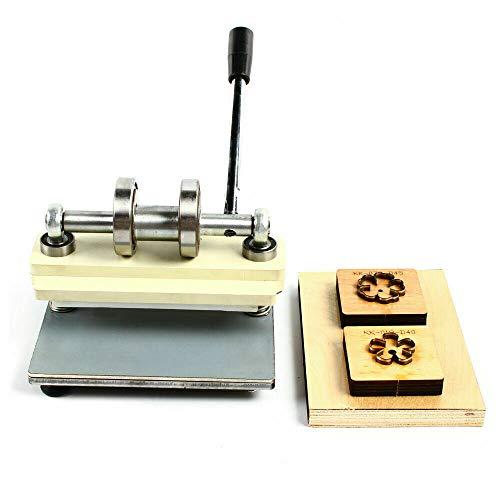 Máquina de troquelado manual del PVC de la máquina de troquelado de...
