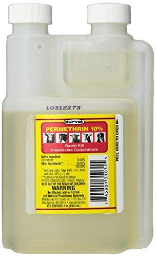 Durvet Permetrina 10%, 8 oz