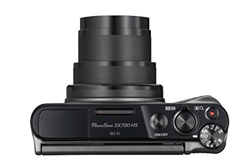 Canon PowerShot SX730 HS 20.3 MP Camera - Black