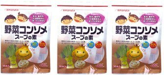 MS野菜コンソメスープの素30g(3g×10袋入り)×3個★送料無料ネコポス