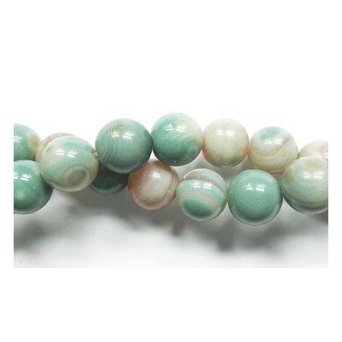 Charming Beads Amazzonite Perline Multicolore Tondo 6mm Filo di 60+