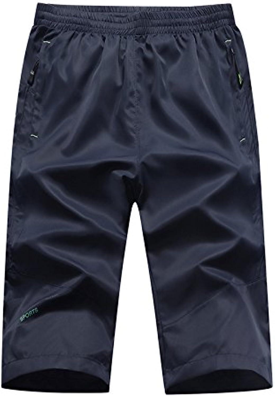 WDDGPZDK Strand Shorts 5 XL Sommer Herren Quick Dry Shorts Jogger Shorts Sportswear Beach Shorts Mnnlichen Atmungsaktiv Casual Hosen