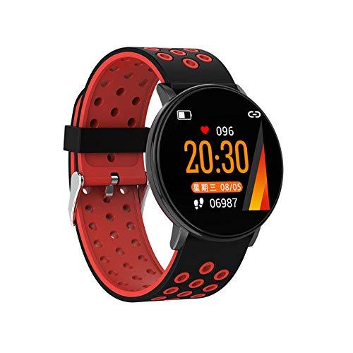 MOLINB Slim horloge Smart Watch Heren Bloeddruk Smart Clock Rond Waterdicht Smartwatch Dames Sport Gezondheid Armbandhorloge Smart Voor Android Ios