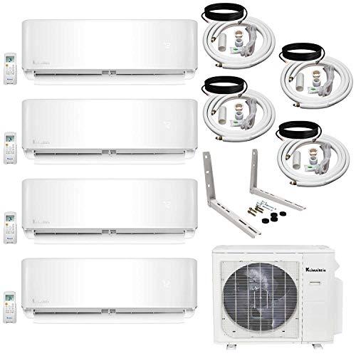 Klimaire 4 Zone Inverter Air Conditioner Multi...