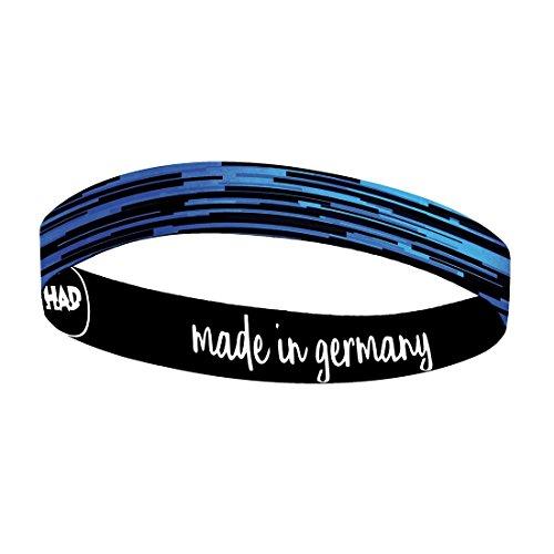Had Stirnband-2019370705 Unisex Stirnband, Glitch Blue, 1size