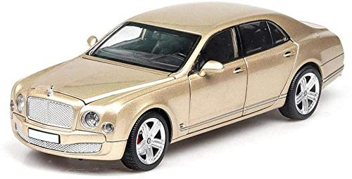 THKZH World Famous Car 1:24 Simulation Diecasts Model Car Classic Cars Alloy Toys for Kids Vehicles Gifts for Children Boy Gift Decoration Adult Car Model