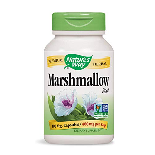 Marshmallow Root Herbal Supplements