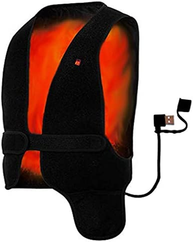 HotVest Electric Heated Power Vest Universal Adjustable Size for Men or Women Instant Warmth product image