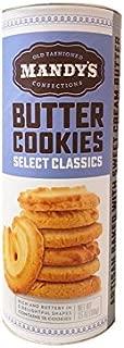 mandy's butter cookies