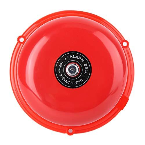 Campana de alarma estable Carcasa de metal duro Vida útil prolongada Alarma de incendio Más segura Fácil de instalar Tecnología de galvanoplastia(24V)