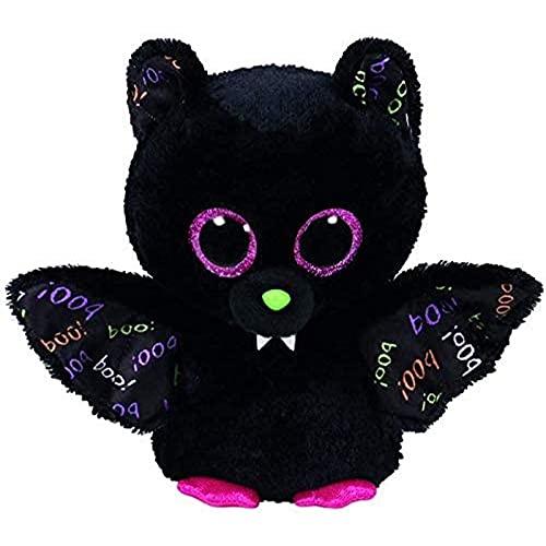 Emishin Serie de Halloween Dards Bat Touching Toys, Juguetes de muñeca Suave ordinaria, Adecuado para niños 6 Pulgadas 15 cm