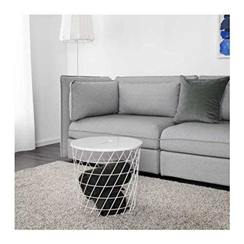 IKEA Kvistbro Ablagetisch weiß 303.494.52 Größe 17 3/8