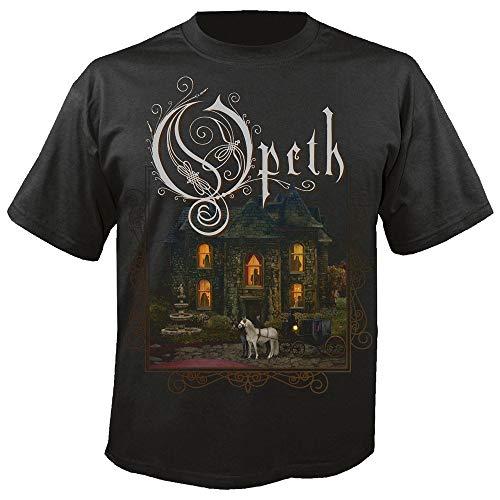 Opeth - In cauda venenum - Cover - T-Shirt Größe M
