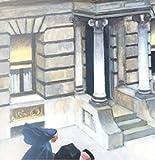 zhangyongjie Nighthawks de Edward Hopper Picture Posters Canvas Wall Art Print imágenes Arte de la Pared para la decoración de la Sala de Estar Regalo -60x60cm Sin Marco