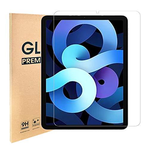 [1 Stück] iPad Air 4 Panzerglas,Schutzfolie für iPad Air 2020 (iPad Air 4. Generation,10,9 Zoll)