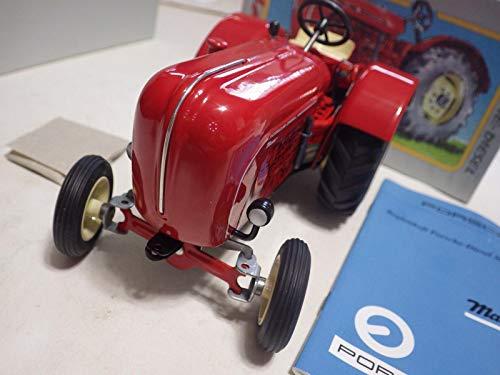 KOVAP 0321 - Porsche Diesel Master Traktor Blech, rot
