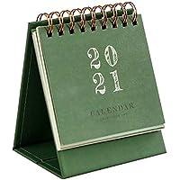 デスクカレンダー2021月間カレンダー、ミニデスクトップカレンダーウィークリープランナー、ミニメモカレンダーの計画