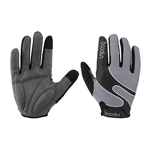 Guantes de invierno cálidos de -25 ℃, pantalla táctil, impermeables, cortavientos, antideslizantes, guantes de senderismo, para hombre y mujer